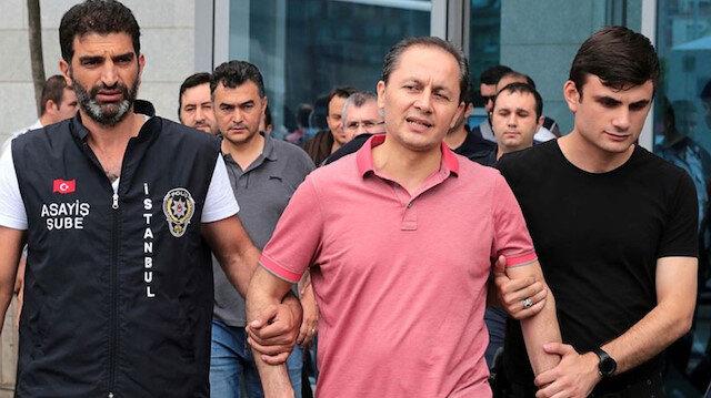 Eski HSYK 1. Daire Başkanı İbrahim Okur'a FETÖ'den 10 yıl hapis cezası