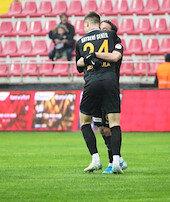 Türkiye Kupasında gol düellosu