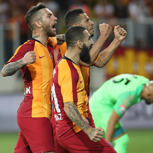 Lower division team stun Galatasaray in Turkish Cup