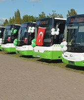 85 adet otobüs kiralanacak
