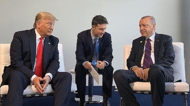 ترامب: لقائي مع أردوغان كان جيدا للغاية