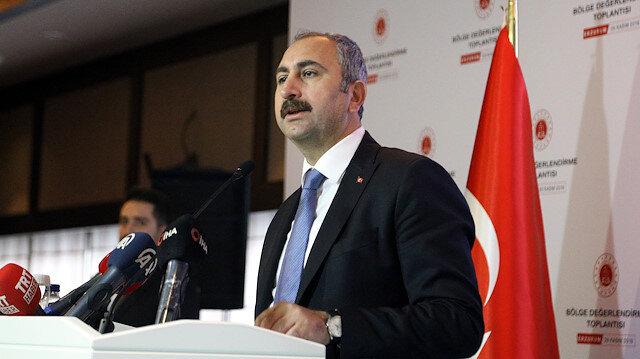 Adalet Bakanı Gül: Canilere ceza indirimi yapılması vicdanları yaralamaktadır
