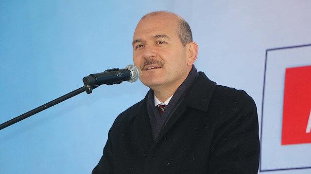 İçişleri Bakanı Süleyman Soylu: Cezaevinden firar etmiş bir cani ile karşı karşıyayız