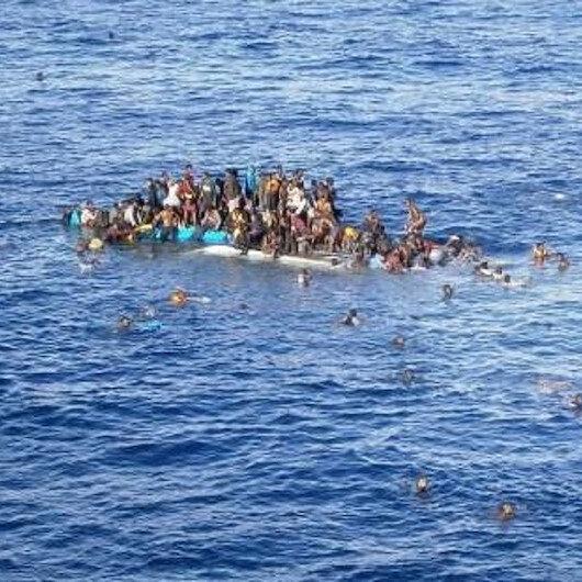 مصرع 57 مهاجرا غير نظامي جراء غرق قارب قبالة الشواطئ الموريتانية