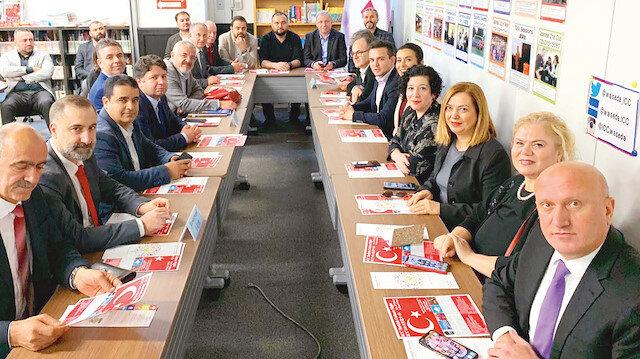 'Uğur'lu yöneticiler Japonya ve Kore eğitimini inceledi