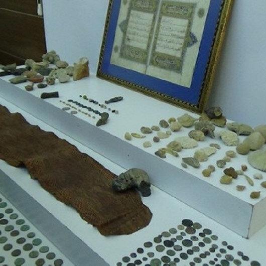 الشرطة التركية تضبط 1089 قطعة أثرية في إسطنبول