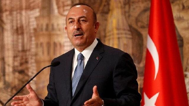 تشاووش أوغلو يدين القرار اليوناني بطرد السفير الليبي