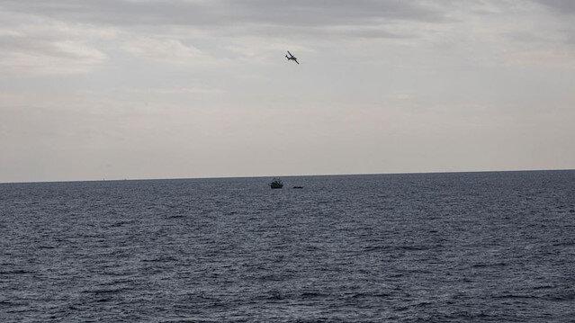 Türkiye karasularının açıklarındaki bölge: Sisi, Akdeniz'de 7 bin kilometrekareyi Yunanistan'a bırakmış