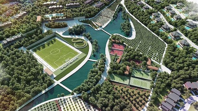 Galatasaray Emlak Konut'la yeniden anlaştı: Riva projesi devam edecek