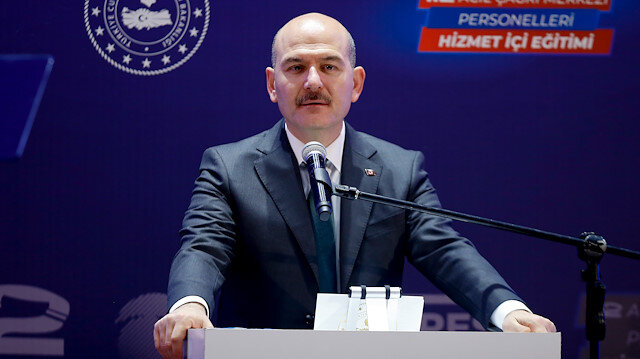 İçişleri Bakanı Süleyman Soylu açıkladı: Asılsız ihbarlara 250 lira ceza kesilecek