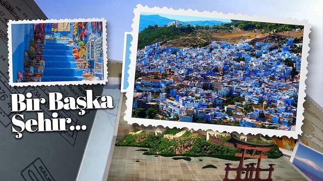 Fas'ın en huzurlu şehri: Şafşavan
