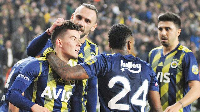 Fenerbahçe Gençler'e patladı
