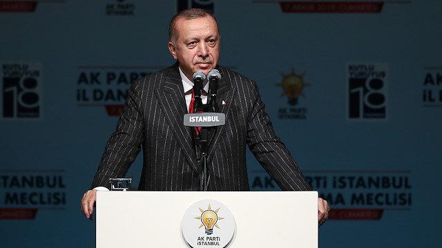Cumhurbaşkanı Erdoğan: Libya ile kararlı duruşumuzu devam ettireceğiz