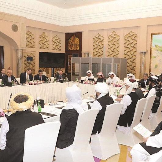 استئناف المحادثات بين الولايات المتحدة وطالبان في الدوحة