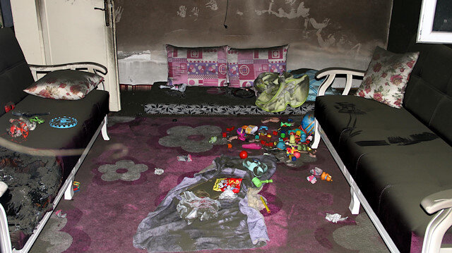 Kayseri'de acı olay: Yangın çıkan evdeki iki küçük kardeş öldü