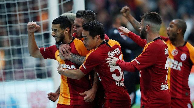 Galatasaray-Aytemiz Alanyaspor: 1-0