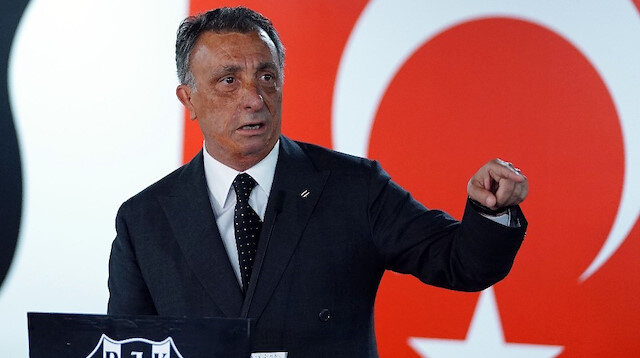 Ahmet Nur Çebi: UEFA'ya gidemeyebiliriz