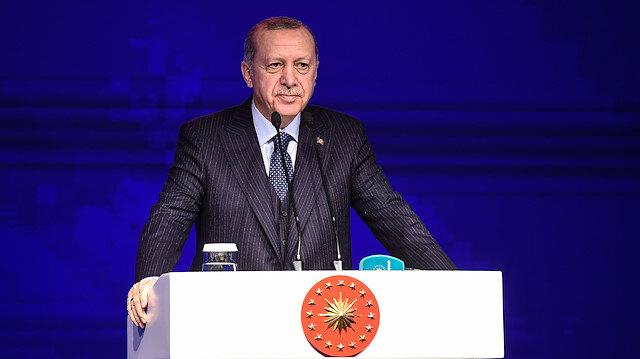 Cumhurbaşkanı Erdoğan: İstanbul Tahkim Merkezi'nin kuruluş prosedürünü tamamladık
