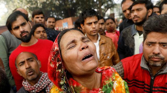 Türkiye'den Hindistan'a taziye mesajı: İçten taziyelerimizi iletiyoruz