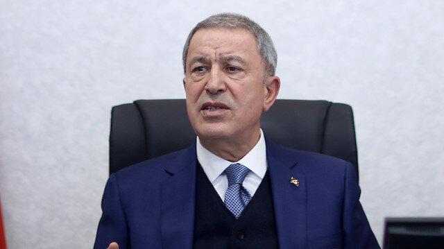 Milli Savunma Bakanı Hulusi Akar: Sorumlulukları yerine getirmelerini bekliyoruz