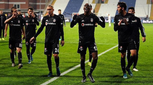 Kasımpaşa-Beşiktaş: 2-3