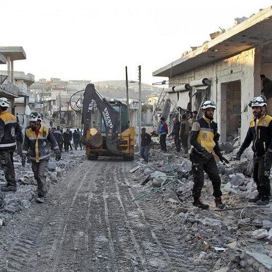 حصيلة السبت.. مقتل 19 مدنيًا في هجمات للنظام وروسيا على إدلب