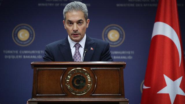 Türkiye'den Yunanistan Başbakanına 'hayalperest ideolojiler' tepkisi