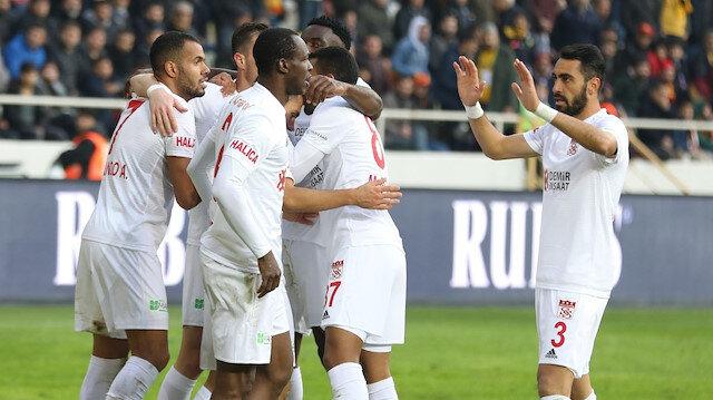 Sivasspor 14 maçı da boş geçmedi
