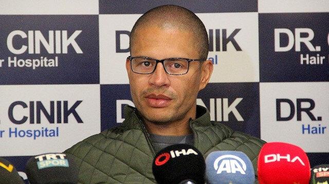 Alex de Souza: Fenerbahçe'ye dönme kararını ben veremem