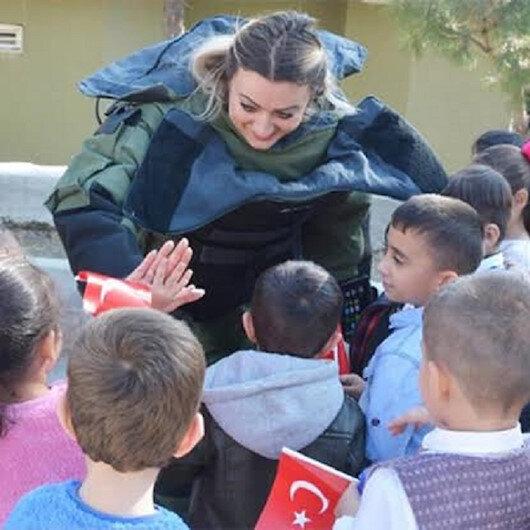Kadın bomba imha uzmanı şehit oldu:  Türkiye'nin sayılı kadın bomba imha uzmanlarından biriydi
