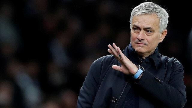 Jose Mourinho Merih'in peşinde
