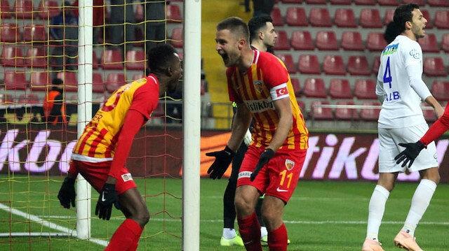 Kayserispor-Çaykur Rizespor: 1-0