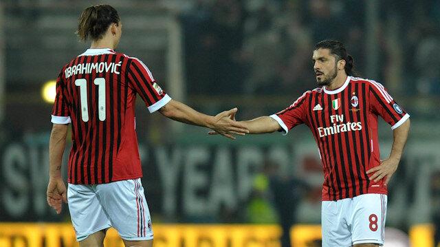 Napoli'de Gattuso ve Ibrahimovic sesleri