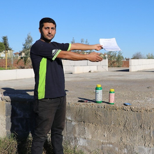 Adana'da prefabrik ev yaptırmak isterken dolandırıldı