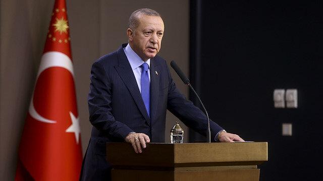 Cumhurbaşkanı Erdoğan'dan Nobel tepkisi: İnsan hakları ihlallerinin ödüllendirilmesinden başka bir anlam taşımayacak