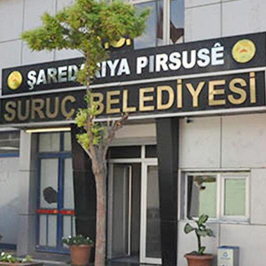 Suruç Belediye Başkan vekiline suikast hazırlığındaki terörist Şanlıurfa'da yakalandı