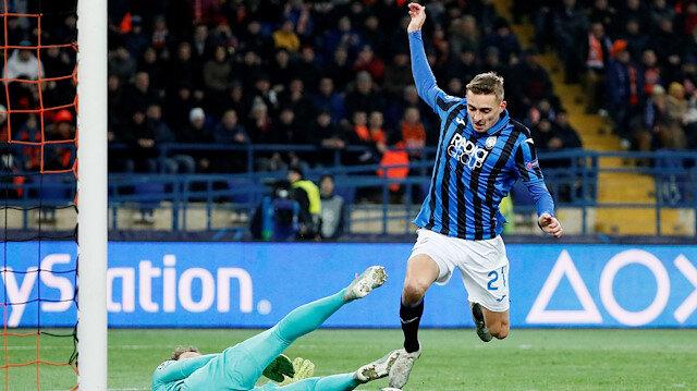 Atalanta Şampiyonlar Ligi'nde imkansızı başardı