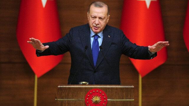 Turkey to start Canal Istanbul project 'soon': Erdoğan