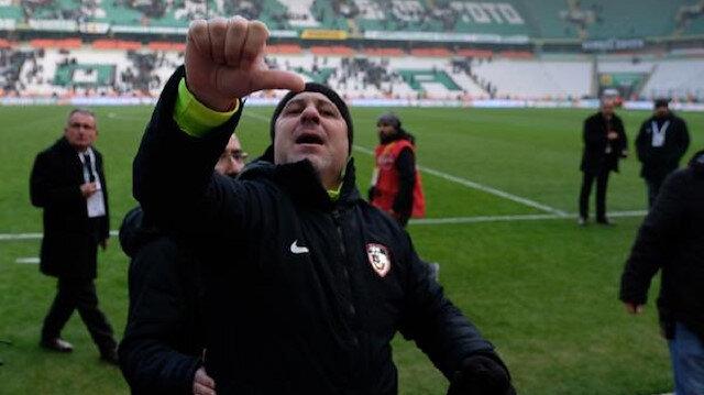 PFDK Marius Sumudica'ya 1 maç men cezası verdi