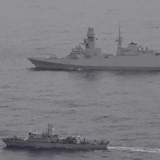 Fransa, İtalya ve Rumlar paniğe kapıldı: Doğu Akdeniz'de askeri tatbikat başlattılar