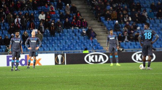 Basel-Trabzonspor: 2-0