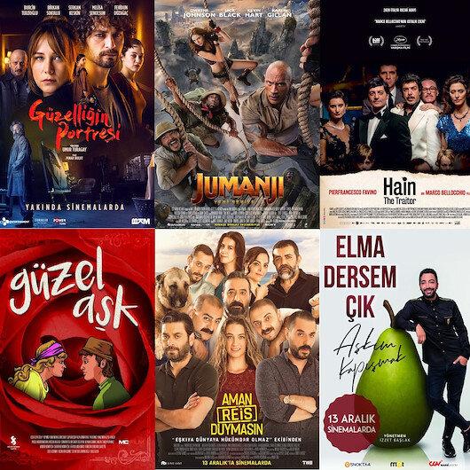 Vizyona girecek filmler: Mafya dizinden komedi filmine