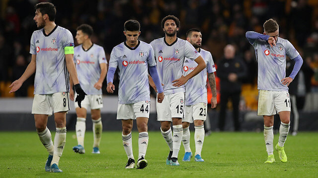 Wolves-Beşiktaş: 4-0