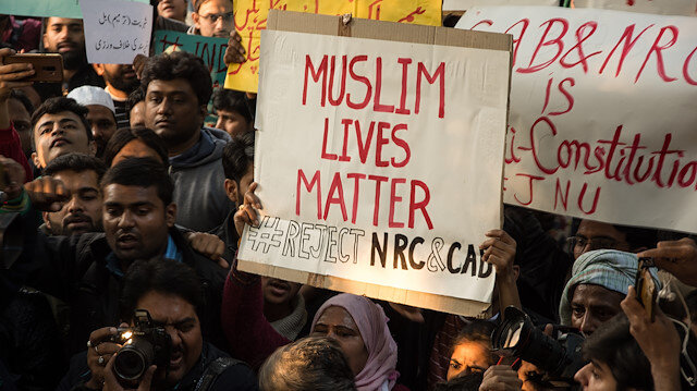 New Indian citizenship law 'discriminatory' against Muslims, says UN