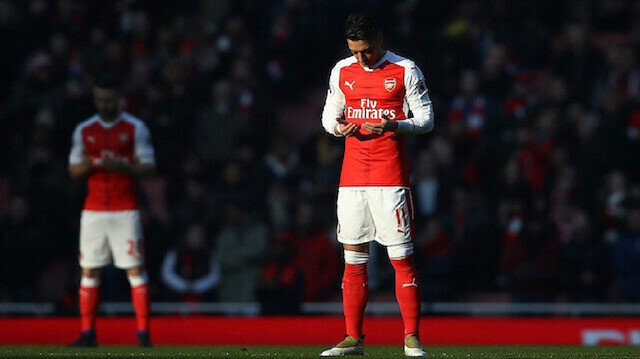 Arsenal star Özil laments 'where are Muslims?' in moving Uyghur tweet