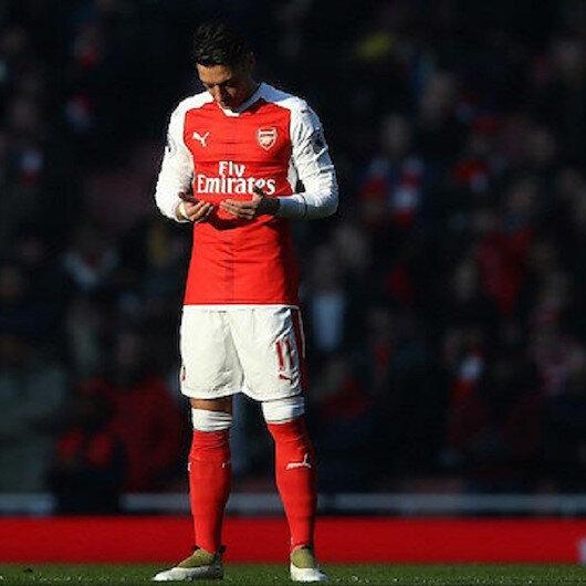 Arsenal star Özil laments 'where are Muslims?' in moving Uyghur tweet