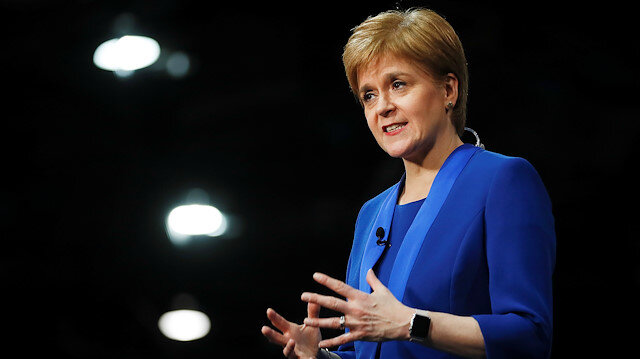 Now is the time for Scotland to decide, SNP's Sturgeon says