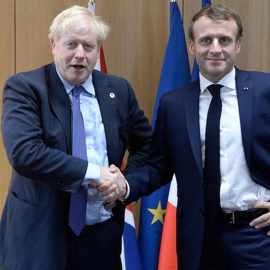 Johnson'ın zaferinin ardından Macron'dan açıklama: Brexit anlaşmasının en kısa sürede onaylanmasını istiyorum