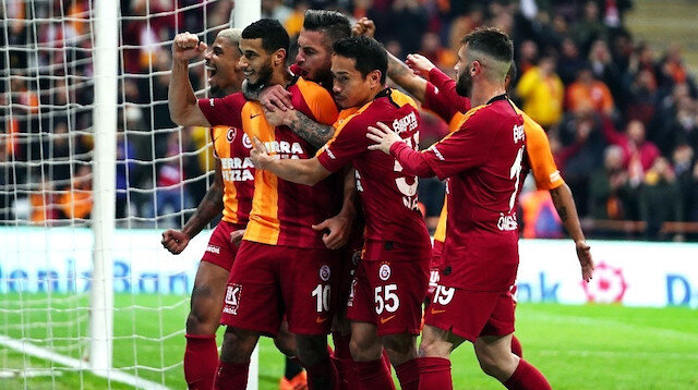 Galatasaray-Ankaragücü ile şuana kadar toplamda 96 kez karşılaştı.