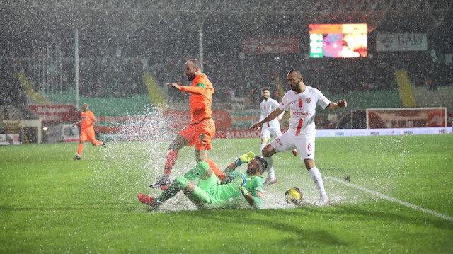 Alanyaspor-Antalyaspor: 0-0